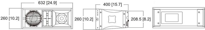 音响相位测试仪电路图